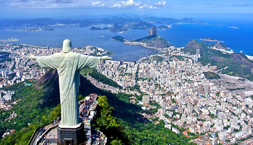 christ rédempteur brésil