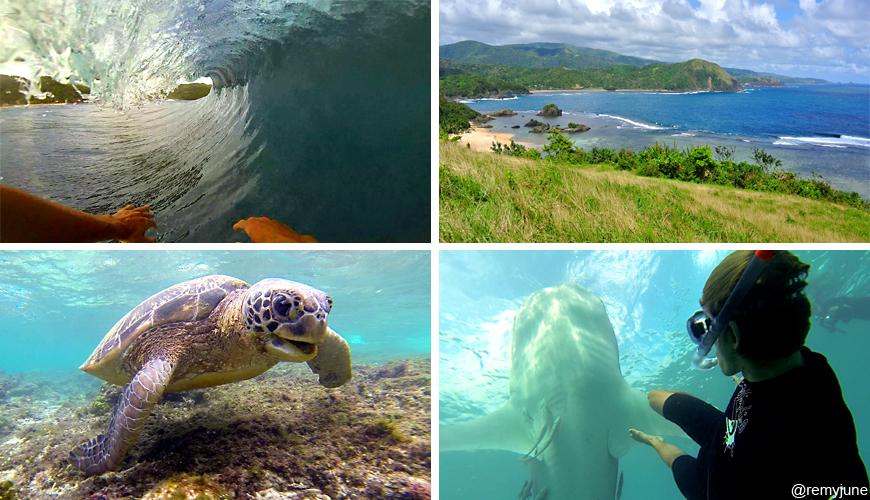 Voyage surf en Asie - Remyjune
