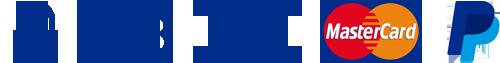 Logos Paiement Sécurisé